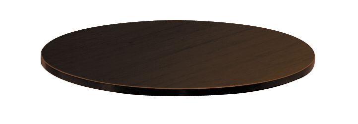 HON Preside Round Conference Table Top Mocha HTLD42.GN.N.MOCH