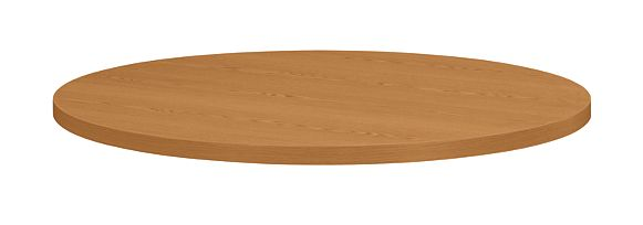 Preside Round Conference Table Top HTLD HON Office Furniture - Hon round conference table