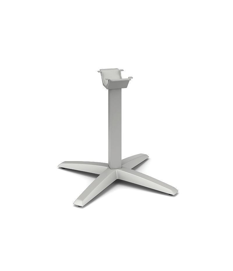 HON Preside Conference Table X Style Base Charcoal HTXLEG.S
