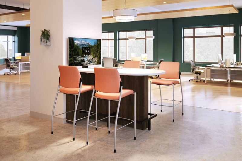 Preside Table with Ignition Stools