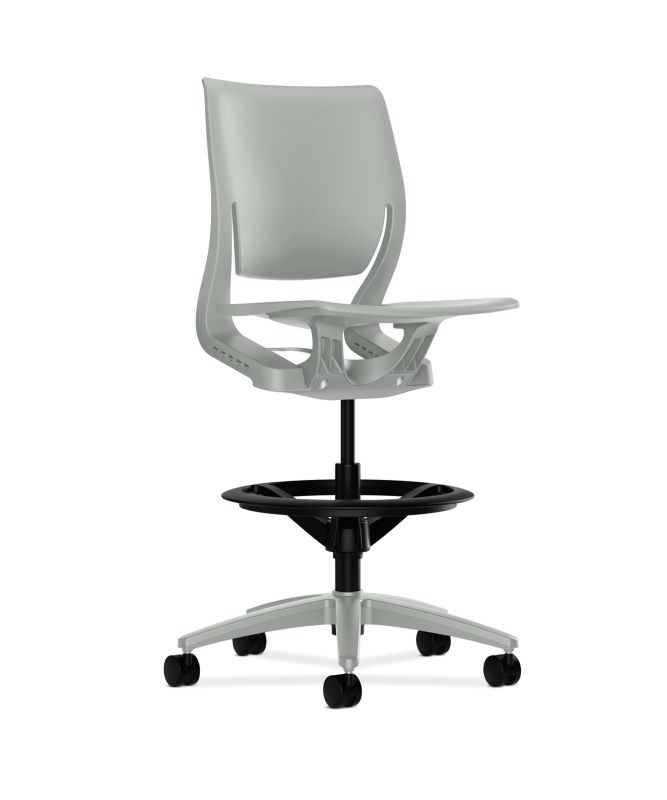 Quotient Mid Back Task Stool HQTSM HON Office Furniture