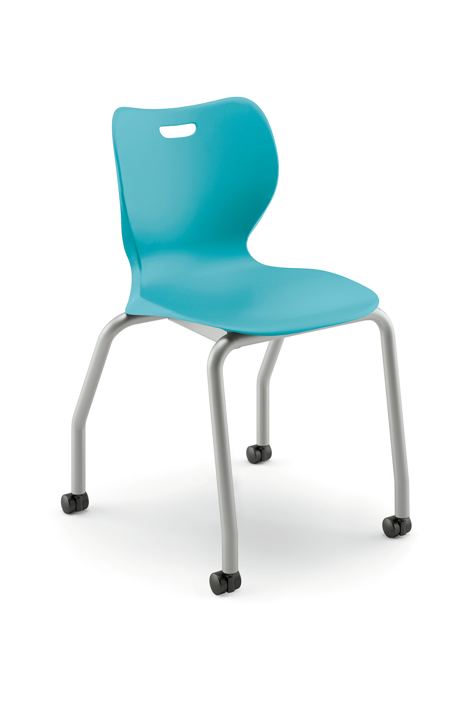 product chair chairish desk vintage aqua leather