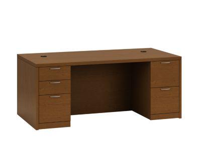 Mouse Over Image For A Closer Look Hon Valido Double Pedestal Desk