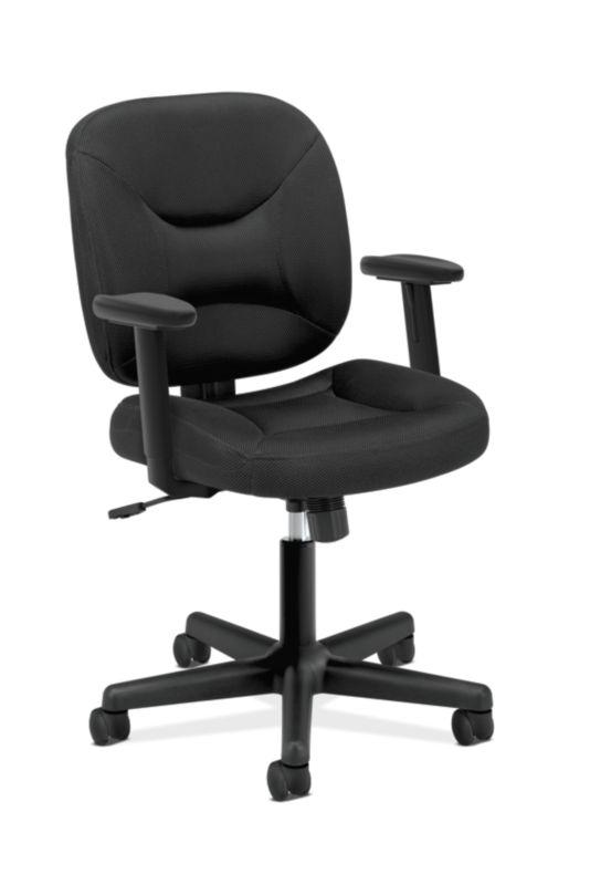 valutask mid back task chair hvl206 hon office furniture rh hon com