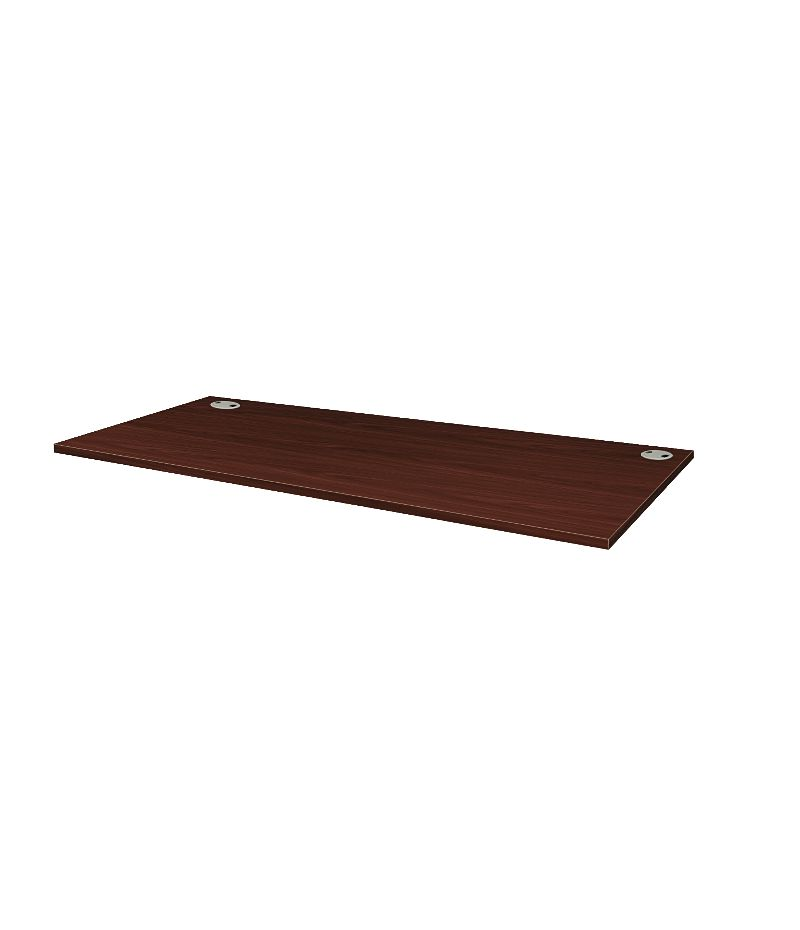 HON Voi Worksurface Mahogany Color HLSLR3066.NN.GT1