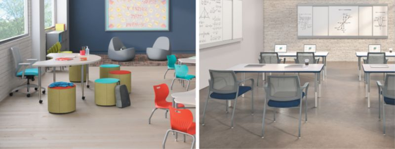 SmartLink Chairs with Skip Chairs