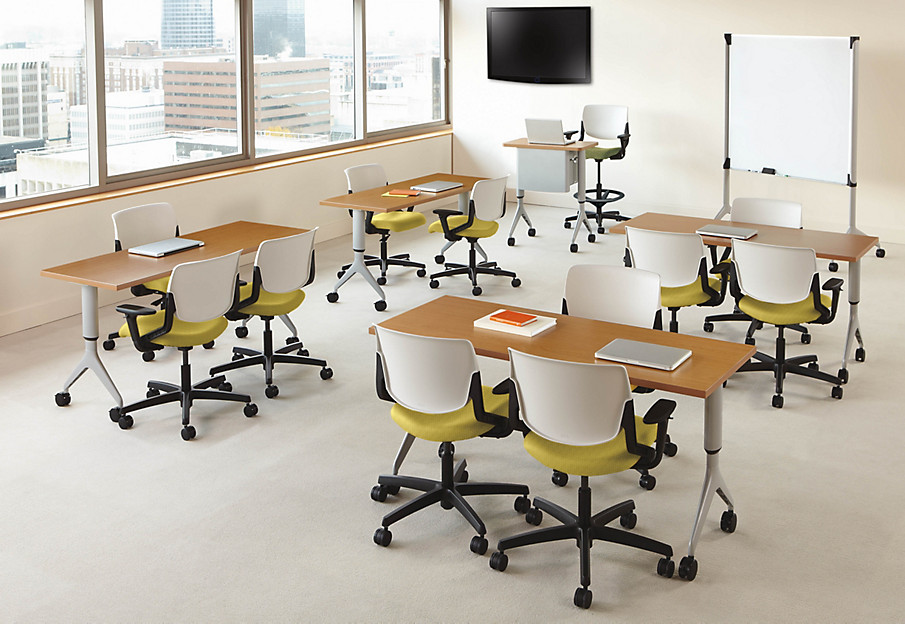 Motivate Classroom Tables and Chairs