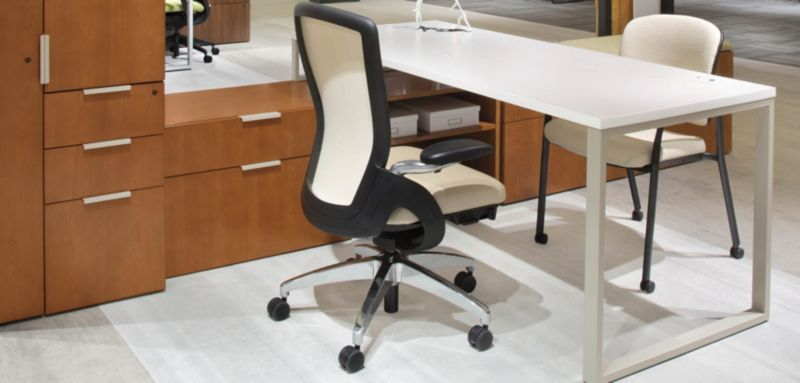 Ceres Executive Chair with Guest Chair