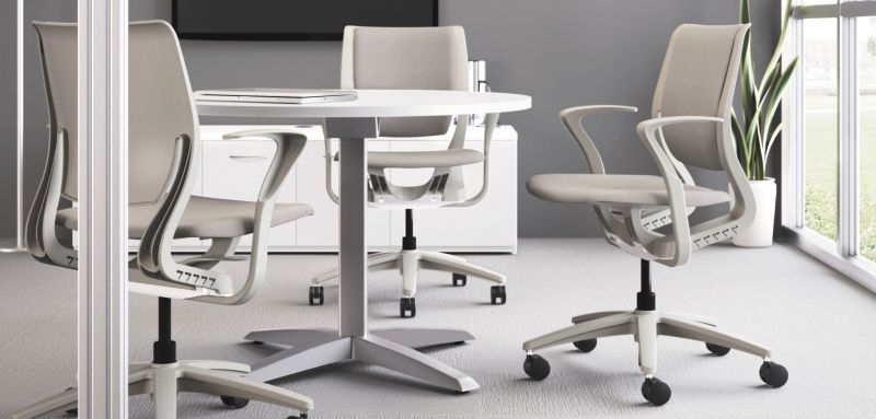 Purpose Chairs with Preside Tables