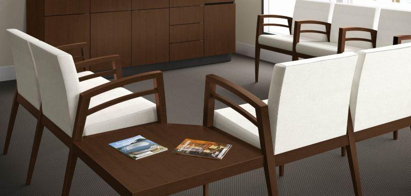 Riley Waiting Room Chairs