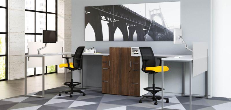 Ignition Desk Office Stools