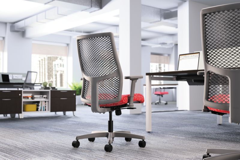 Ignition ReActiv Chair with Contain Storage