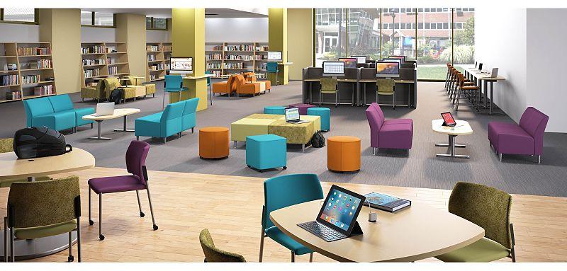 K-12 Edcuation Classroom SmartLink Furniture