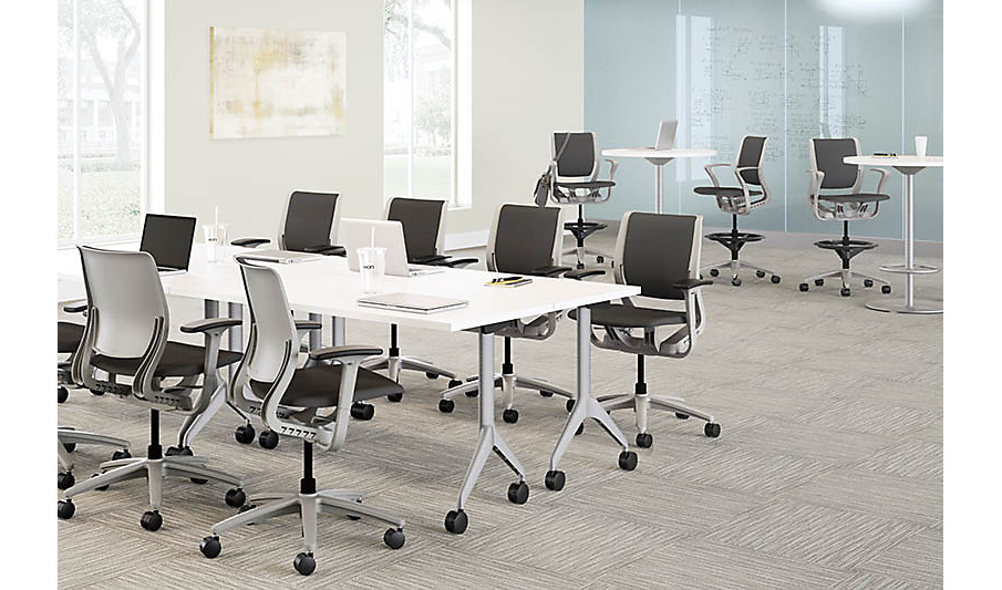 Motivate Tables with Purpose Chairs