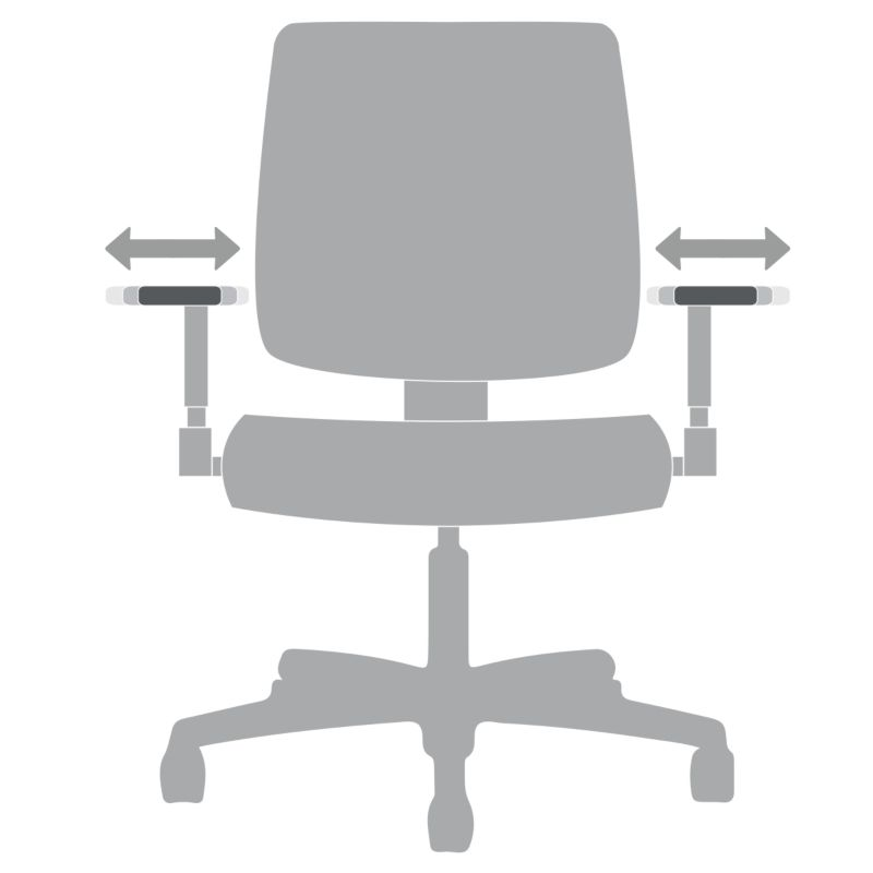 functions furniture. Adjustable Width Arms: Functions Furniture