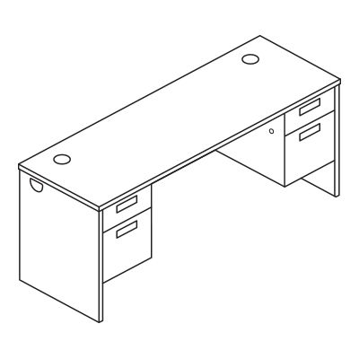 Serial Number Locator - Desks, Credenzas, and Returns
