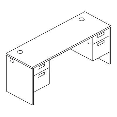 Serial Number Locator - Desks, Credenzas, and Returns
