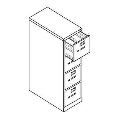 Serial Number Locator - Vertical Files