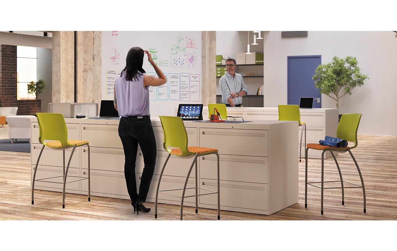 Inspired Common Areas Hon Office Furniture