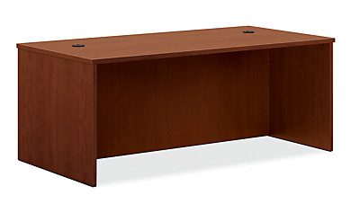 basyx BL Series Desk Shell Brown HBL2101.A1A1