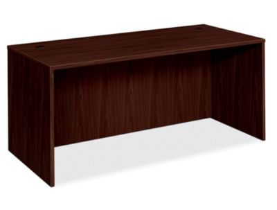 basyx BL Series Desk Shell Mahogany Color HBL2102.NN