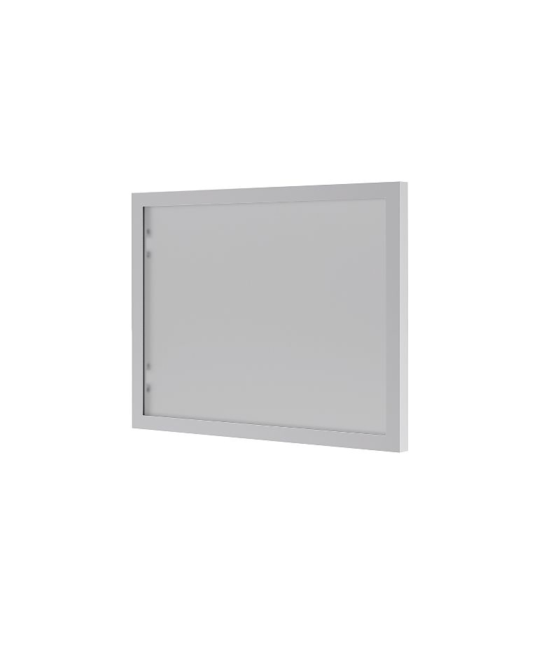 basyx BL Series Glass Hutch Doors HBL72HDG