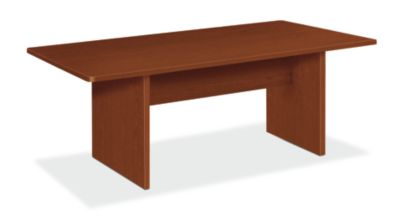 BL Series Laminate Conference Table HBLCR HON Office Furniture - Hon boat shaped conference table