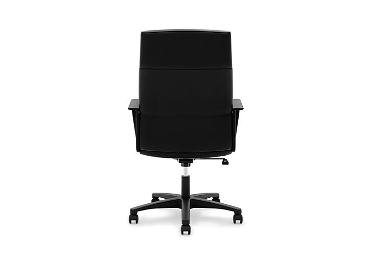 basyx HVL604 Series High-Back Executive Chair Black View HVL604.ES10