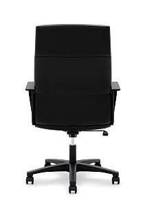 basyx HVL604 Series High-Back Executive Chair Black View HVL604.ES10