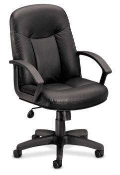 hon chairs executive high back chair hvl601 hon office furniture