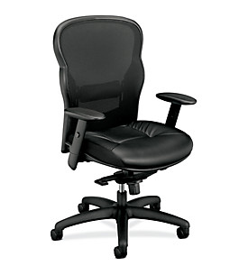 Executive Mesh High-Back Chair