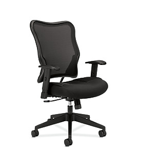 Mesh High-Back Task Chair