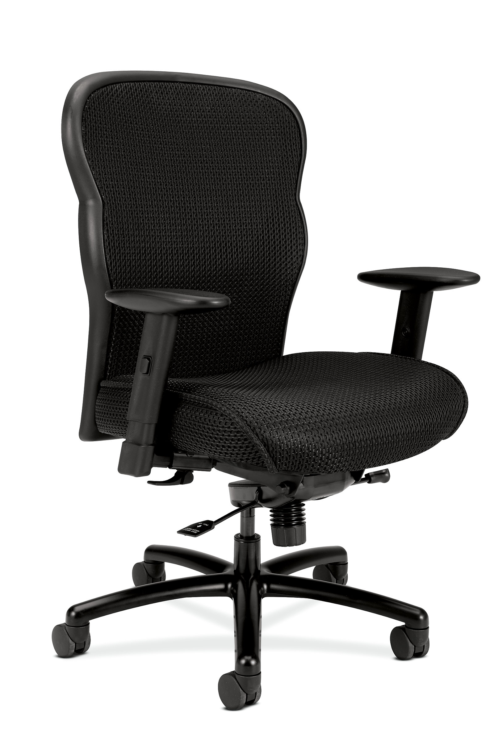 basyx by HON Mesh Mid Back Task Chair HVL712
