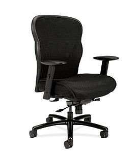 Mesh Big and Tall Executive Chair