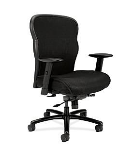 Mesh Big and Tall Executive Chair