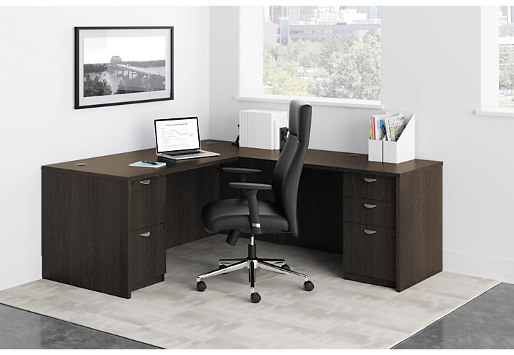 Define executive high back chair with softhread leather hvl108 hon office furniture - Definition of back office ...