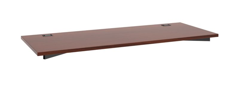 basyx Manage Worksurface Brown HMNG60WKS.C1.A1