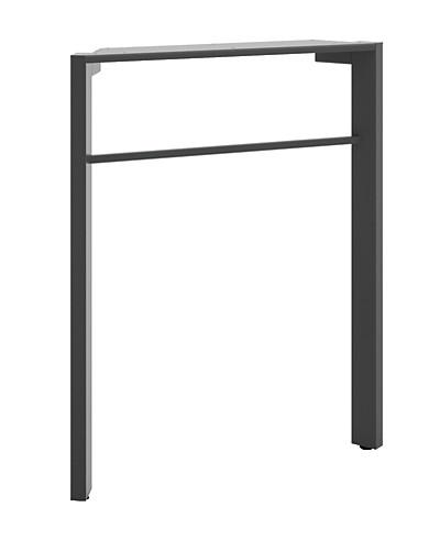 basyx Manage Desk Leg Black HMNGDLEG.A1