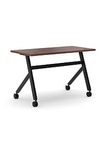 basyx Multi Purpose Fixed Base Table Brown HBMPT4824X.C1