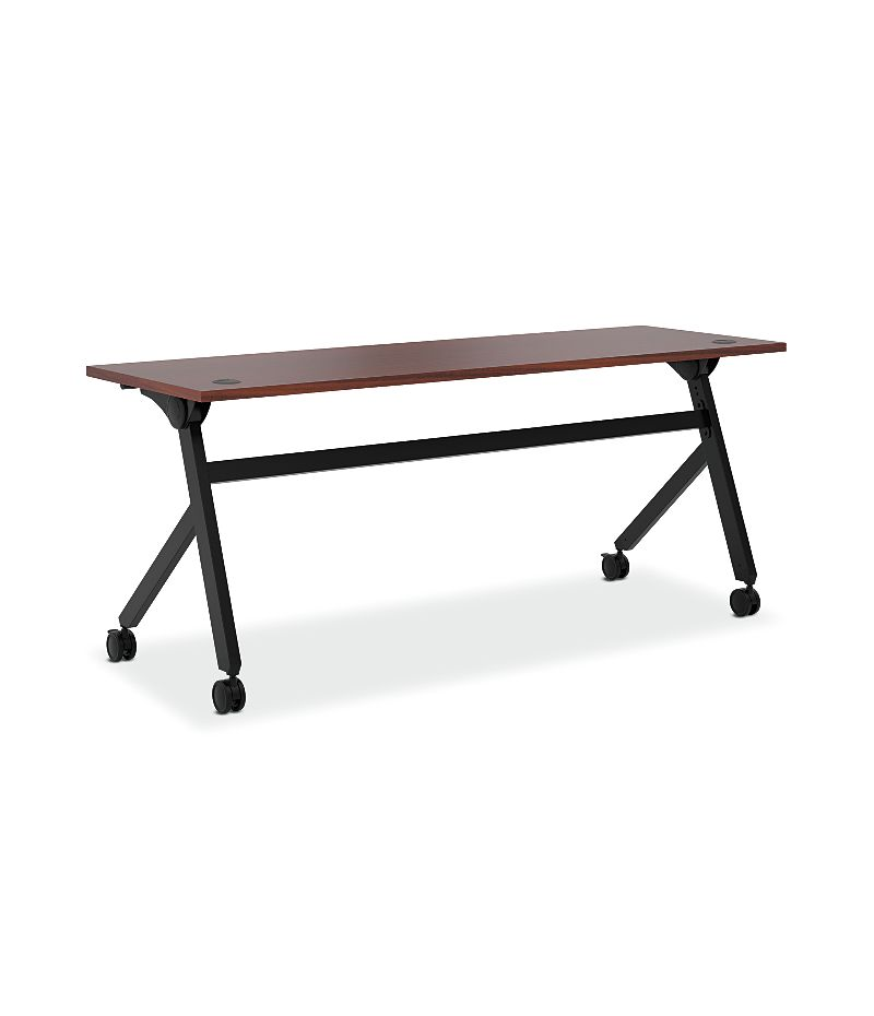 basyx Flip Base Table Brown HBMPT7224P.C1