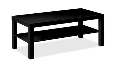 basyx Occasional Tables Coffee Table Black HBLH3160.P